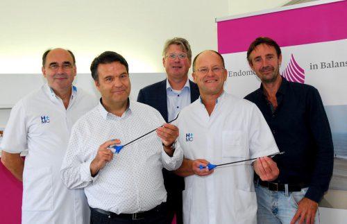 Nederlandse LaproFlex wordt nu gebruikt in de operatiekamers